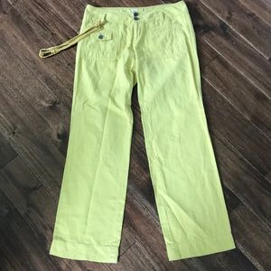 Anthropologie Hei Hei Yellow Pants - 10